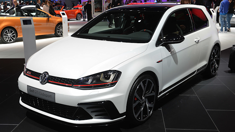 2016 VW GTI Clubsport is a new breed of forbidden fruit ...