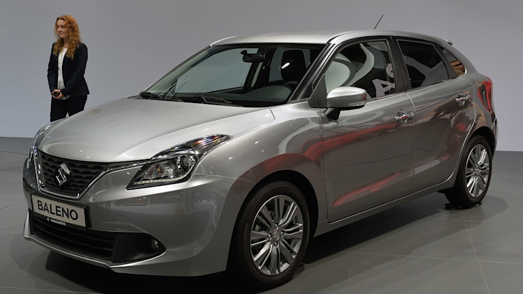 2016 suzuki baleno is the 39 ultimate 39 hatchback w video. Black Bedroom Furniture Sets. Home Design Ideas