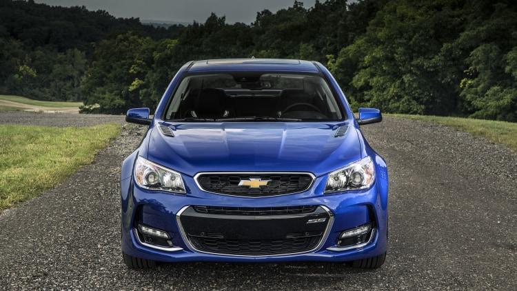2016 chevy ss gets new face  clears throat