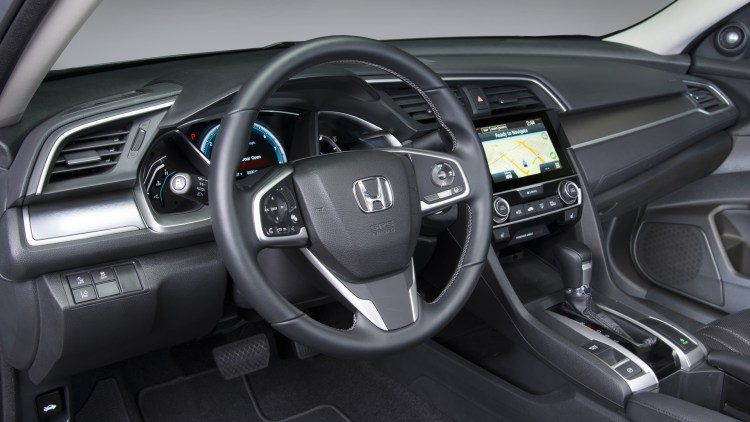 2016 honda civic colors and interiors leaked autoblog. Black Bedroom Furniture Sets. Home Design Ideas