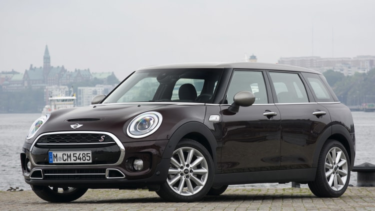 2016 mini cooper s clubman first drive photo gallery autoblog. Black Bedroom Furniture Sets. Home Design Ideas