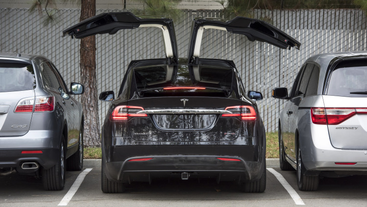 2016 Tesla Model X Reveal Photo Gallery Autoblog