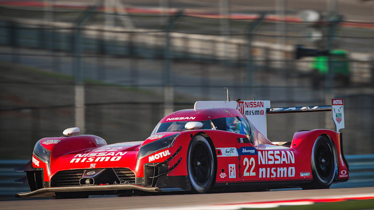 Nissan GTR LM Nismo Testing at COTA Photo Gallery  Autoblog
