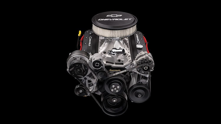 chevy zz6 crate engine