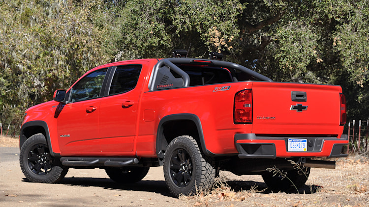 2016 chevy colorado duramax gets 31 mpg highway autoblog. Black Bedroom Furniture Sets. Home Design Ideas