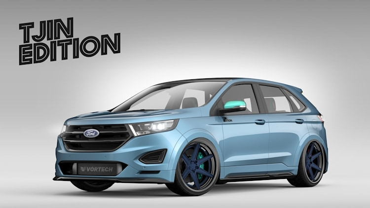 Ford Edge Sport Tjin Edition