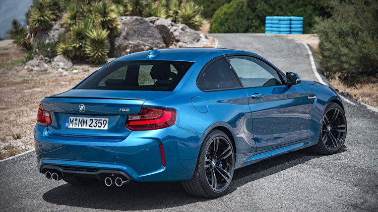 the 2016 bmw m2 is a steroid addled m235i update   autoblog