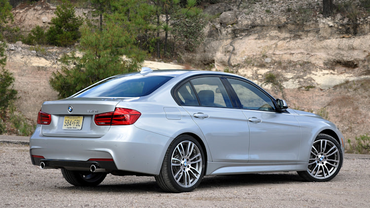 2016 bmw 3 series first drive w video autoblog. Black Bedroom Furniture Sets. Home Design Ideas