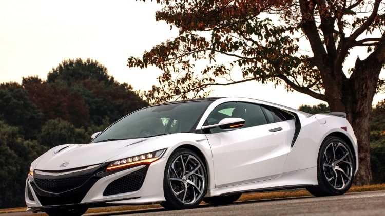 NSX, S660, and a 4-motor CR-Z EV that goes like hell - Autoblog