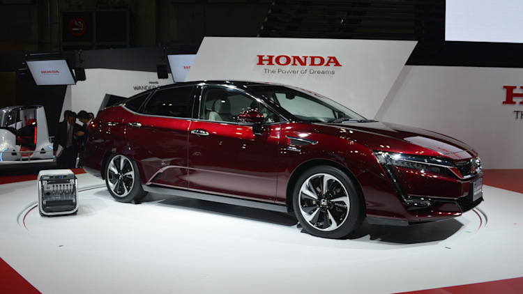 how much does the honda clarity cost autos post. Black Bedroom Furniture Sets. Home Design Ideas