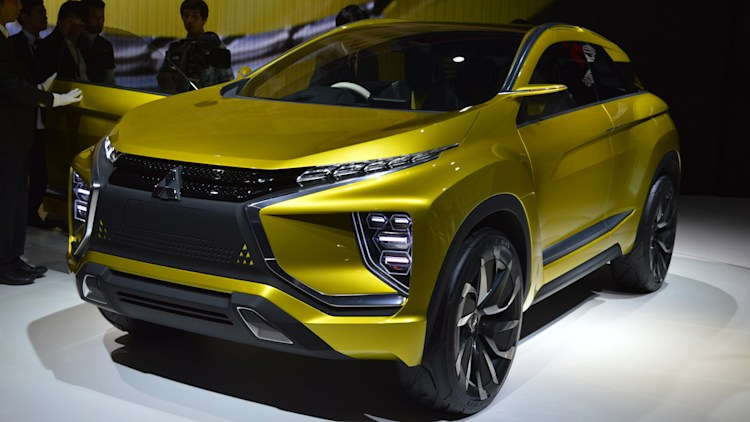 Mitsubishi's crossover plan: New model coming to Geneva, Outlander PHEV finally on the way ...