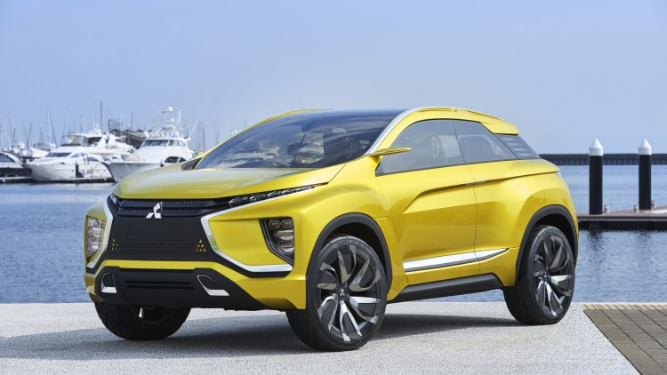 mitsubishi to add new crossover to us lineup autoblog. Black Bedroom Furniture Sets. Home Design Ideas