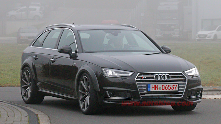 Audi stealthily tests RS4 Avant - Autoblog
