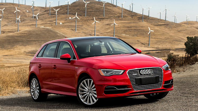 2016 audi a3 sportback e tron first drive autoblog. Black Bedroom Furniture Sets. Home Design Ideas