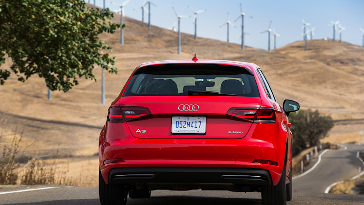 2016 Audi A3 Sportback E-Tron: First Drive Photo Gallery - Autoblog