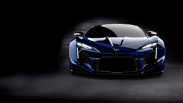 W Motors Reveals New Fenyr Supersport In Dubai Autoblog