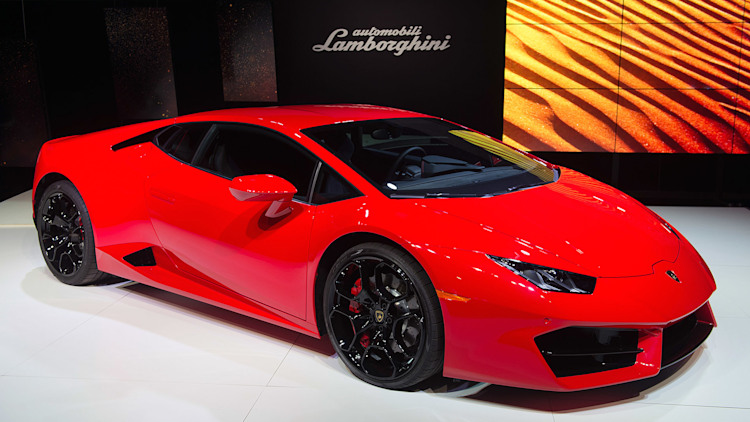 Lamborghini Huracan Lp580 2 Is A Purist S Rwd 571 Hp