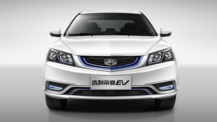 Geely Emgrand Ev Kicks Off Transition To Electric