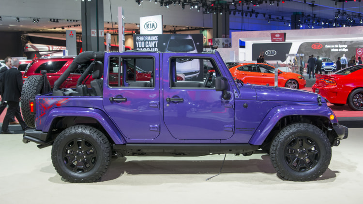 2016 Jeep Wrangler Backcountry is Xtremely Purple - Autoblog