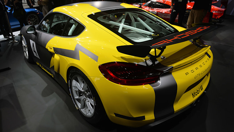 Porsche Cayman GT4 Clubsport delivers track-only thrills for $165K