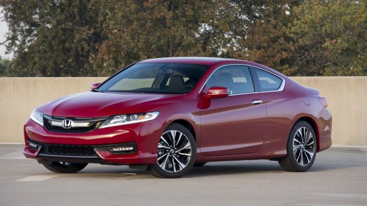 2016 Honda Accord Coupe V6 Quick Spin Autoblog