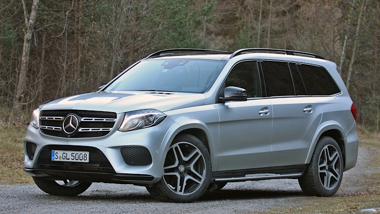 2017 mercedes benz gls class first drive photo gallery for Mercedes benz credit