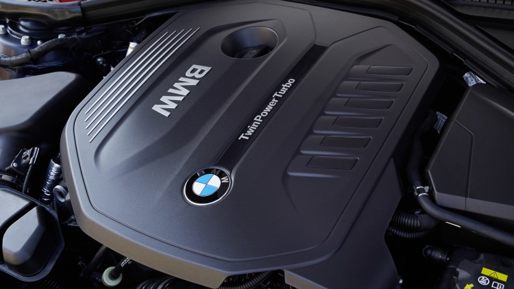 3.0L Turbocharged DOHC I-6 (BMW 340i)