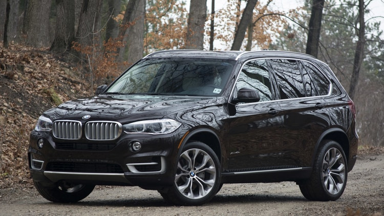 2016 bmw x5 xdrive40e review w video autoblog. Black Bedroom Furniture Sets. Home Design Ideas