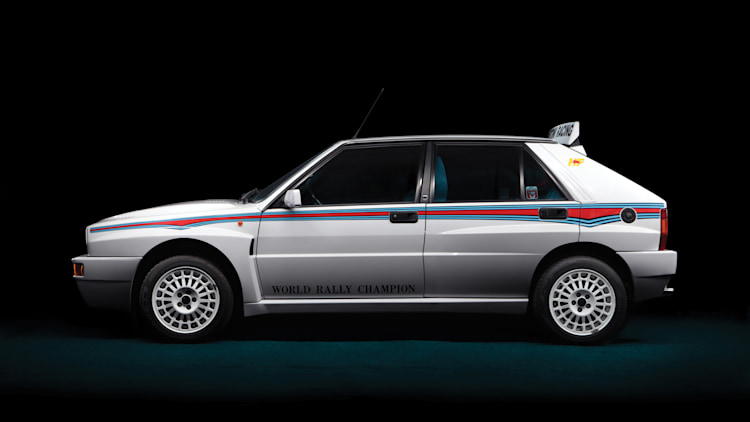 all we want for christmas is this lancia delta integrale. Black Bedroom Furniture Sets. Home Design Ideas