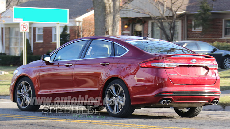 2016 - [Ford] Mondeo / Fusion restylée - Page 2 010-2017-ford-fusion-1