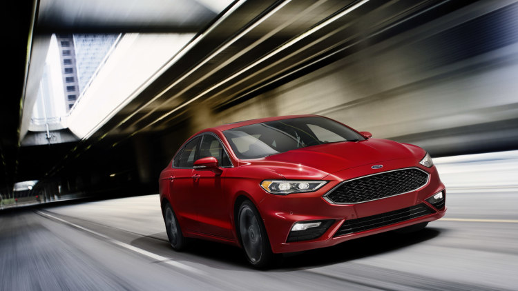 2016 - [Ford] Mondeo / Fusion restylée - Page 2 2017-ford-fusion-sport001-1