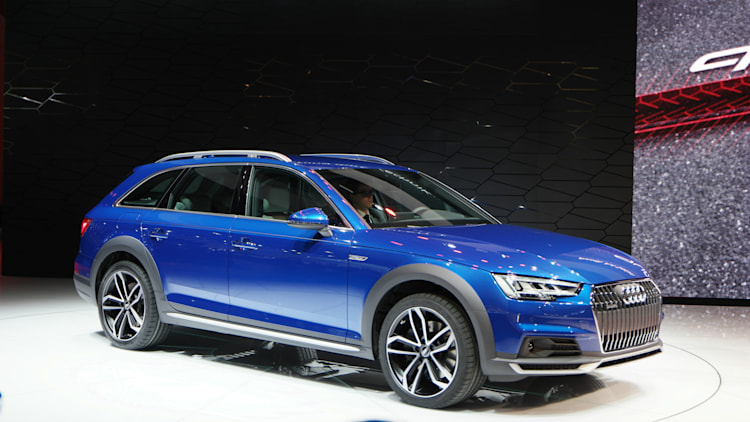 2017 audi a4 allroad ups the avant autoblog. Black Bedroom Furniture Sets. Home Design Ideas