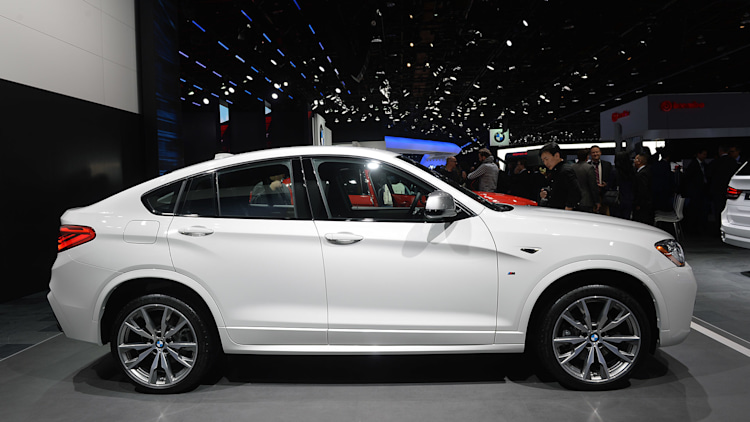 BMW X4 M40i: not really a coupe and almost an M - Autoblog