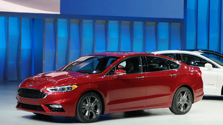 2017 ford fusion sport brings fresh face and turbo performance autoblog. Black Bedroom Furniture Sets. Home Design Ideas