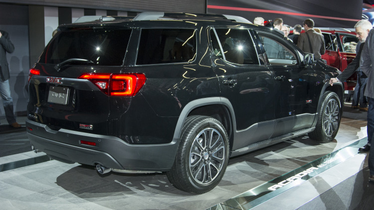2017 gmc acadia all terrain detroit 2016 photo gallery. Black Bedroom Furniture Sets. Home Design Ideas