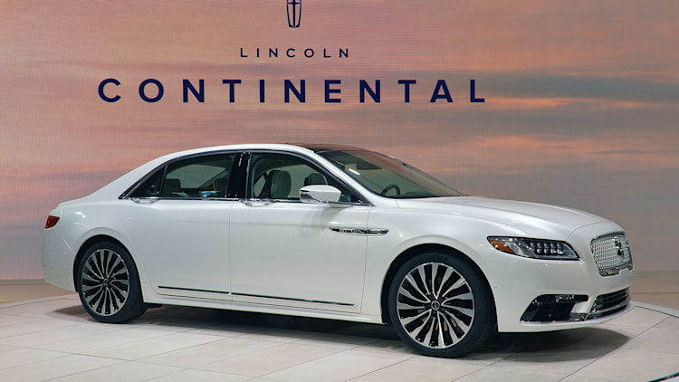 2017 lincoln continental was this mic drop moment just a big flop autoblog. Black Bedroom Furniture Sets. Home Design Ideas