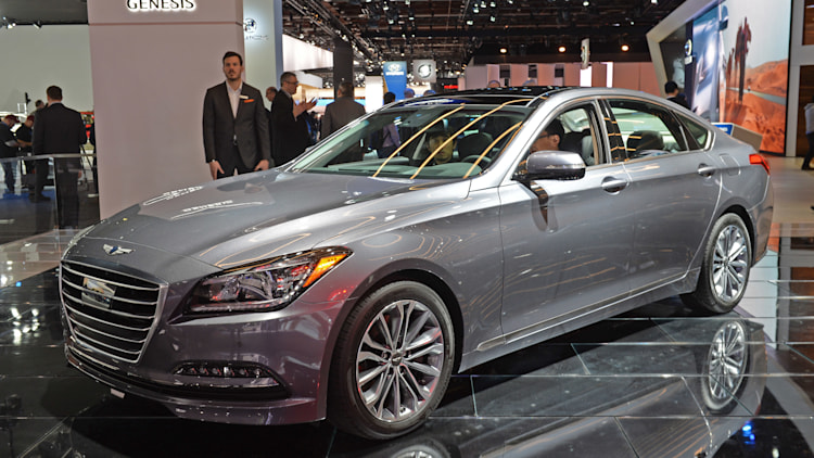 The Hyundai Genesis Is Dead Long Live The Genesis G80