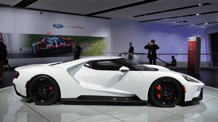 Here's another gallery of the Ford GT - Autoblog