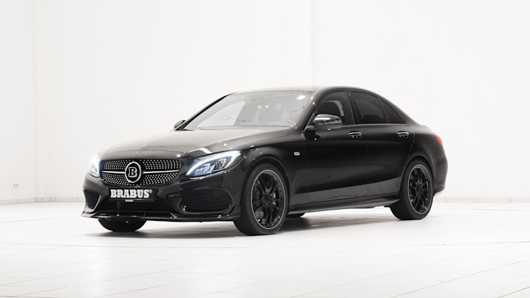 Mercedes-Benz C450 AMG Sport by Brabus front 3/4