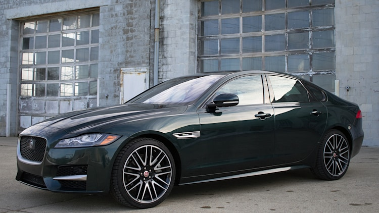 2016 Jaguar XF Review - Autoblog