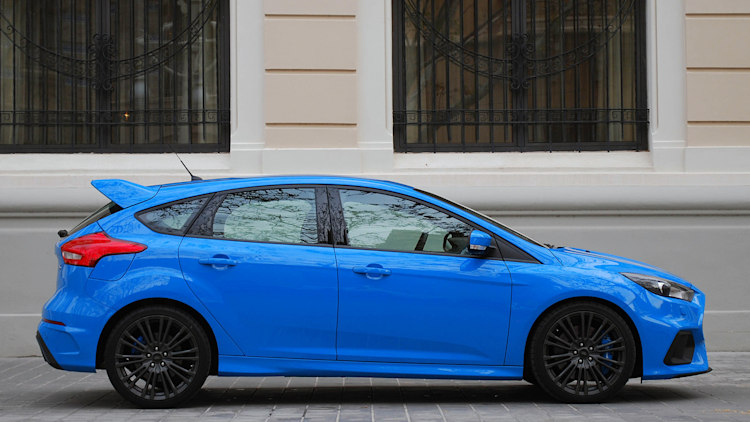 2020 Ford Focus RS First Drive - Autoblog