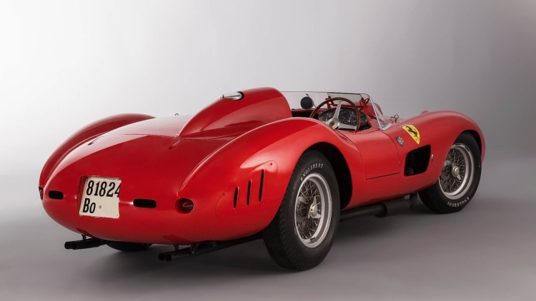 1957 ferrari 335s sells for 34 9m still not most expensive ferrari ever sol. Cars Review. Best American Auto & Cars Review