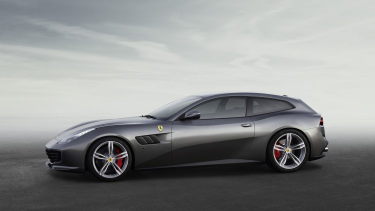 The Ferrari FF is now the GTC4 Lusso - Autoblog