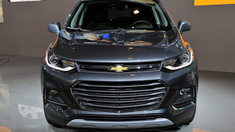 2017 Chevrolet Trax Brings Its Fresher Face To Chicago