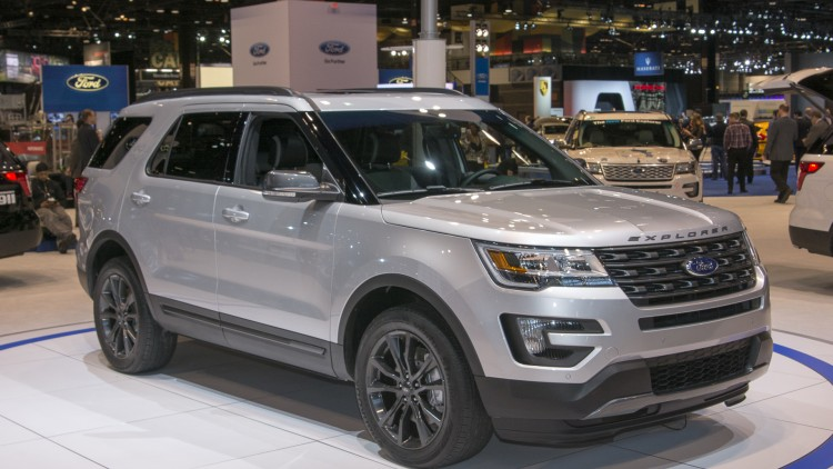 2020 Ford Explorer Sport | 2020 - 2018 Best Cars Reviews