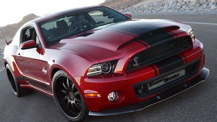 2013 Super Snake Wide Body Prototype CSM - 13SS0001P