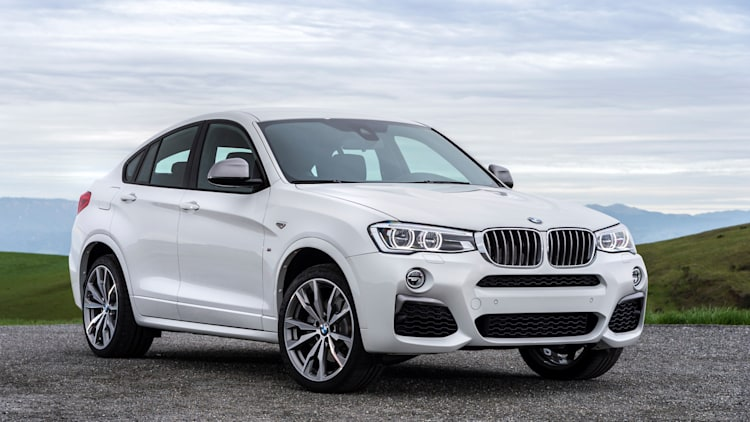 2016 bmw x4 m40i quick spin autoblog. Black Bedroom Furniture Sets. Home Design Ideas