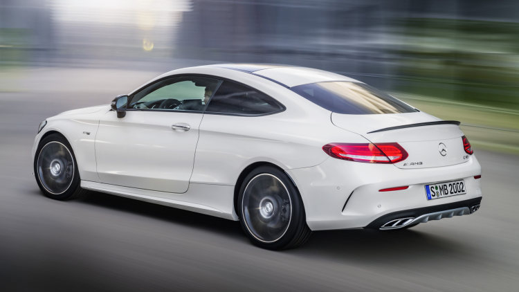 2017 Mercedes Amg C43 Coupe Don T Overlook This Middle