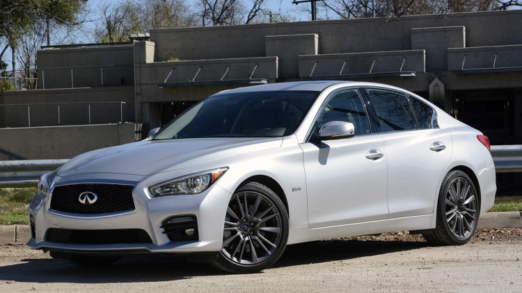 infiniti q50 red sport 400 priced at 48 855 awd at. Black Bedroom Furniture Sets. Home Design Ideas