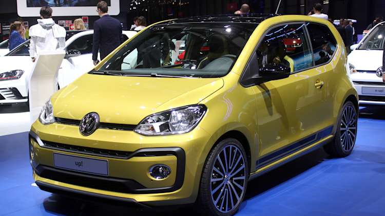 volkswagen up now even more worthy of that exclamation point